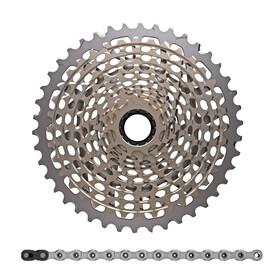 SRAM XX1 XG-1199 Kassette & XX1 Power Chain 11-fach